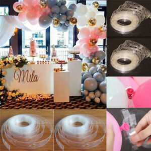 DIY Balloon Arch Frame Kit Column Water Base Stand Wedding Birthday Party Decor