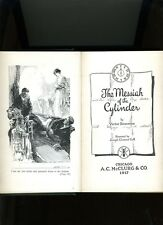 MESSIAH OF THE CYLINDER. V. ROUSSEAU. ILLUS JOSEPH CLEMENT COLL. RARE SF 1917