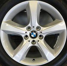 """4 CERCHI IN LEGA 18 """" BMW X5 ORIGINALI USATI STYLE 210 36116772243 6772243"""