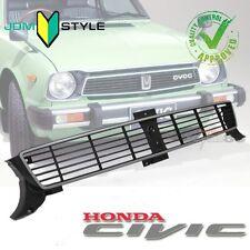 Honda Civic 1973-1979 Front Radiator Grille Grill Hatchback 1st Generation SB1