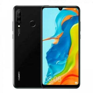 "NEW Huawei P30 Lite - 128GB 4G LTE (GSM UNLOCKED) 6.15"" Smartphone 