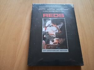 Reds - 25th Anniversary Edition  (Jack Nicholson) (NEU/OVP) *RAR* --DVD-- FSK:12
