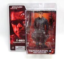 Terminator 3 T-850 & Weapons Action Figure McFarlane 2003