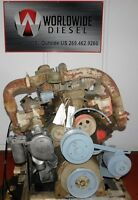 1978 Detroit 8V92 Diesel Engine.Good For Rebuild Only