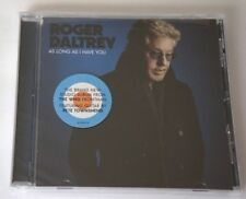 ROGER DALTREY As Long As I Have You Brand NEW Factory Sealed CD Unopened The Who