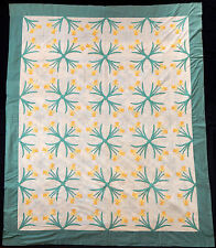 Applique Quilt
