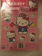 Hello Kitty Wall Sticker Set|Girls Room|Play Room|Nursery|Bedroom Stickers
