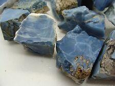 Owyhee Blue Opal Crystal Mineral Specimen Bulk Wholesale 1/4 Pound