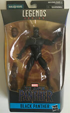 Marvel Legends Black Panther M?Baku Build A Figure Series Black Panther (2018)