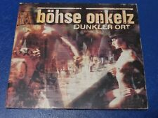 Böhse Onkelz CD - Dunkler Ort - Picture Disc + Multimediatrack Video Fotos #023