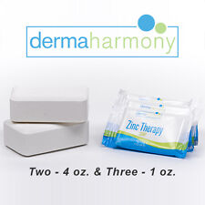 5 Pack Combo - 2% Pyrithione Zinc (ZNP) Bar Soap - DermaHarmony