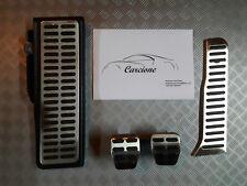 Pedaliera sportiva VW Passat B6 B7 CC - pedali cambio manuale acciaio
