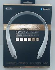 4beca4e57b3 BT951 - Sentry Pro Series Bluetooth, Rechargeable Wireless On The Neck Ear  Buds