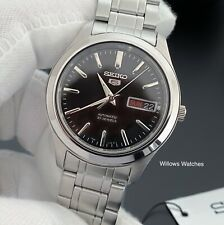 Seiko 5 Men's Automatic Stainless Steel Watch SNKM47K1 - Brand New