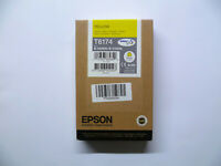 Original Epson T6174 gelb B-500DN B-510DN --- OVP 07/2018