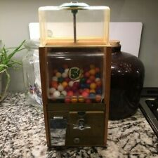 Top Lock for Baby Grand Wood Gumball Machine Wooden Vending Machine See Pics