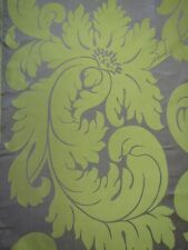 "ZOFFANY CURTAIN/UPHOLSTERY FABRIC DESIGN ""Nijinsky Damask""  3.5 METRES"
