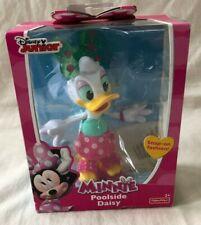 Poolside Daisy Duck Disney Junior Jr Fisher Price 2015 Minnie Snap On Fashion