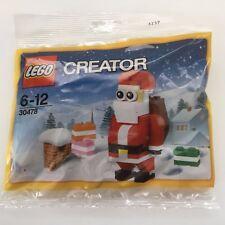 Lego Creator 30478 Weihnachtsmann Santa Claus Polybag NEU