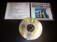 Isla de Pascua Geografia musical de Chile CD Alerce CDA 0118