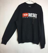 Diesel Men's Crew Neck Sweater Size L NWT