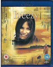 Breezy (1973) William Holden / Clint Eastwood - Blu-Ray BRAND NEW Free Ship