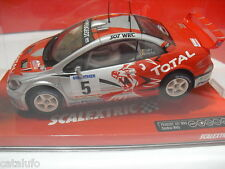 SCX 6451 PEUGEOT 307 WRC TOTAL  Scalextric (Tecnitoys) Nuevo  New 1/32