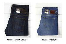Lee Indigo, Dark wash Loose Jeans for Men
