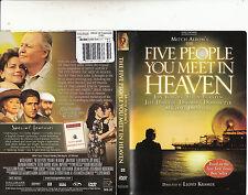 Five People You Meet In Heaven-2004-Jon Voight-Movie-DVD