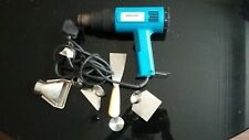 Silverline 2000w hot air gun and accesories. Used but very rarely.