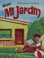 Nuevo Mi Jardin (Coleccion Angelito) (Spanish) Paperback