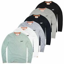Superdry Long Sleeve T-Shirts for Men