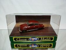 CORGI TOYS D711 SAAB 96 - SPORT - RED 1:43 -  EXCELLENT CONDITION IN BOX