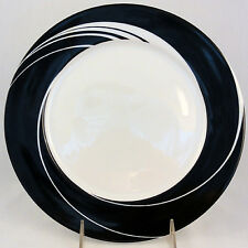 """BLACK PEARL by Block Spal Dinner Plate 10.5"""" NEW NEVER USED Portugal Porcelain"""