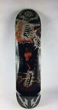 "NEW IN SHRINK METALLICA DEATH MAGNETIC ART SKATEBOARD DECK 7.875"""