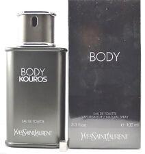 Kouros Body by Yves Saint Laurent for Men - 3.4 oz EDT Spray New in sealed Box