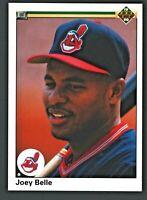 1990 Upper Deck #446 Joey Albert Belle RC Rookie White Sox Indians MINT!