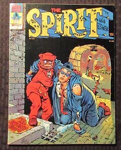 1975 THE SPIRIT Warren Magazine #7 FVF 7.0 Author F. Paul Wilson FPW Collection