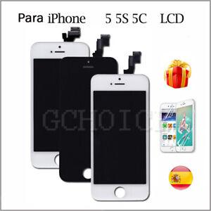 Pantalla Táctil Para IPhone 5 5S 5C LCD Retina Completa Display Monitor