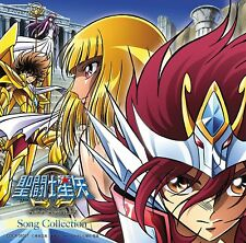 Knights of the Zodiac Saint Seiya Ω Song Collection-Japanese Original Soundtrack