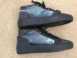 Android Homme Velvet Camo Shoes Trainers 8