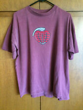 Skateboard T-shirt - Thunder Trucks - Heart Grenade - Large late 80s - Vintage