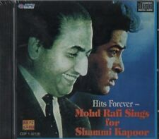 HITS FOREVER MOHD RAFI SINGS FOR SHAMMI KAPOOR - BOLLYWOOD / HINDI AUDIO CD.