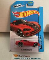 '06 Dodge Viper SRT10 * Scavenger Hunt * 2014 Hot Wheels * E11