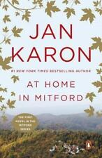 At Home in Mitford (Trade Cloth Sized Paperback) by Jan Karon