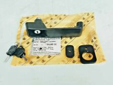 GENUINE JCB DOOR HANDLE WITH 2 KEYS (PART NO. 123/04067 701/45501 333/Y1375)