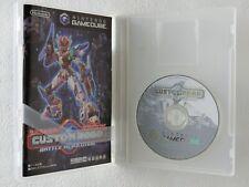 CUSTOM ROBO Battle Revolution GC Nintendo Gamecube From Japan