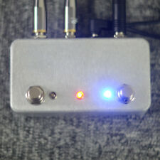 ABY Selector Combiner Switch AB Box New Pedal Footswitch Amp / guitar AB !