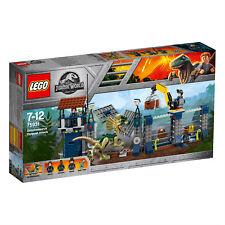 LEGO Jurassic World 75931 Angriff des Dilophosaurus Outpost Attack N6/18