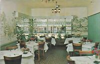 LAM(Y) Perry, GA - Perry Hotel and Motel - Interior View of Dining Room